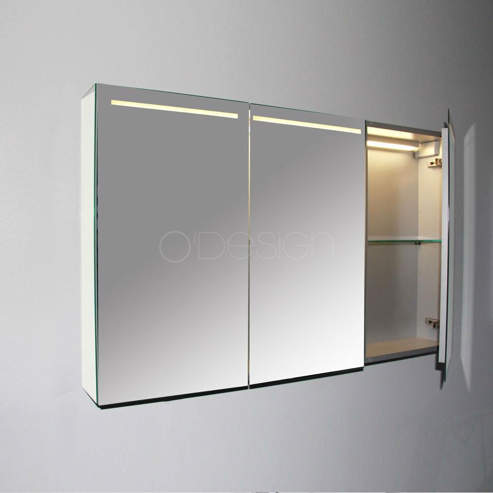 Luce Armoire Miroir De Salle De Bain Meuble Et Robinet Salle De Bain