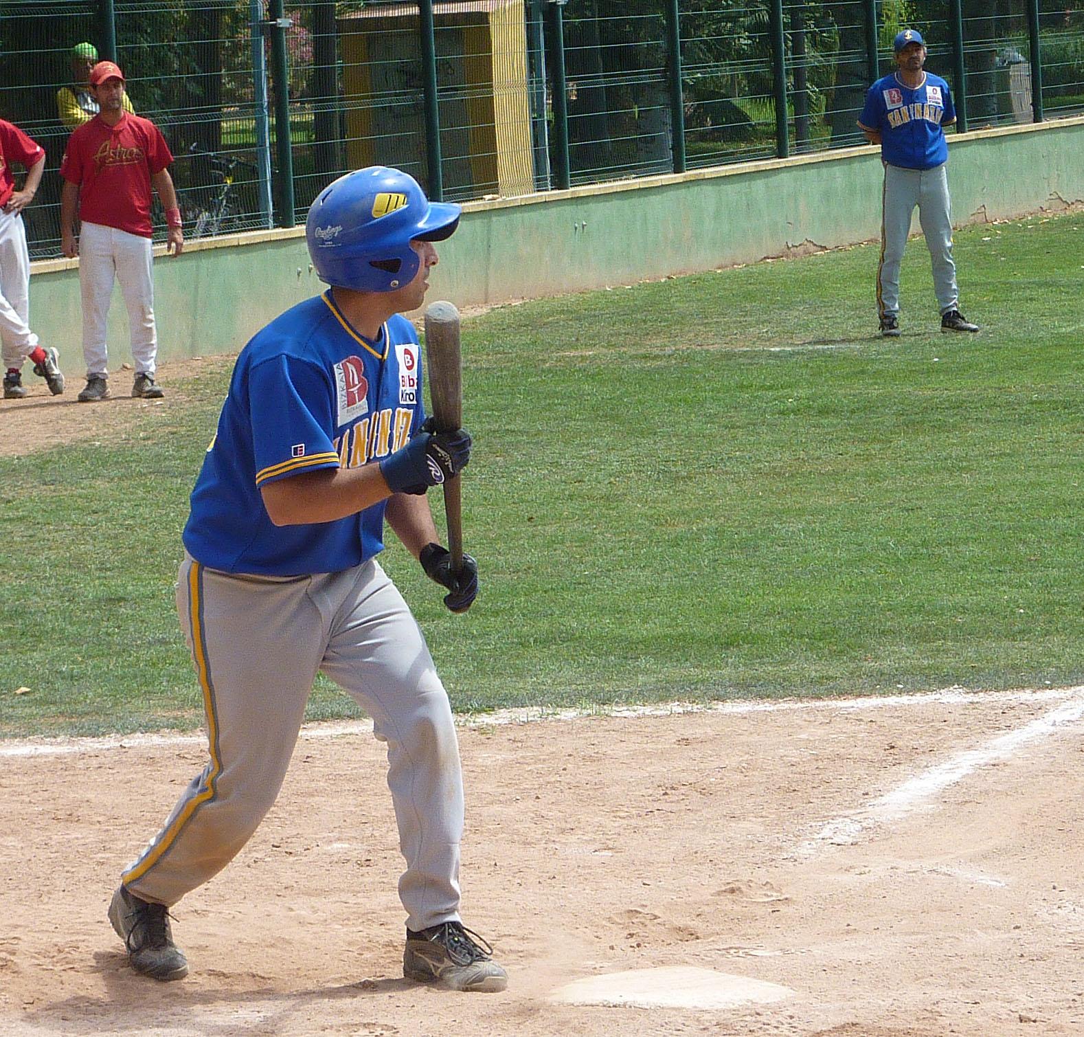 Ivan Roman (2) San Inazio-Astros (21.06.09)
