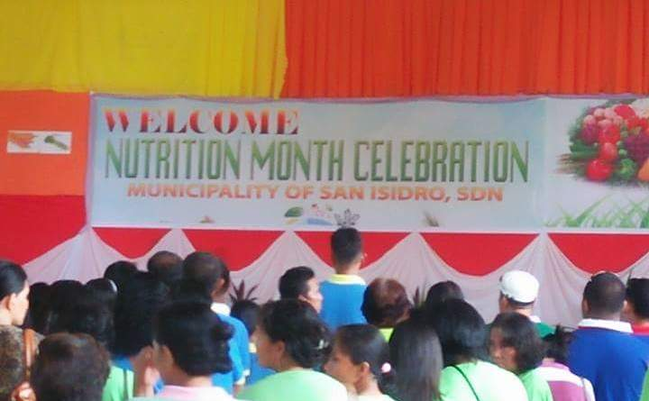Successfully Celebrated the Nutrition Month Culmination Program