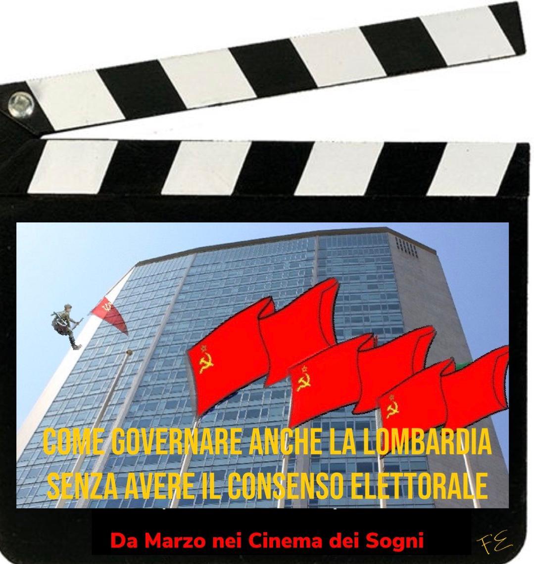 La Lombardia criticata, immaginiamoci il perché