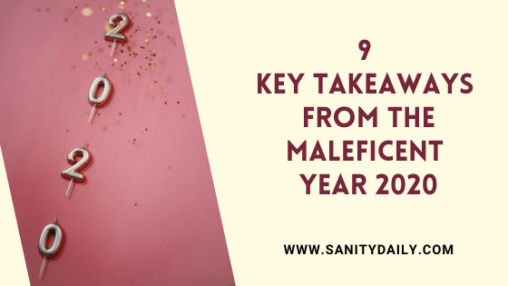 9 Key Takeaways From The Maleficent Year 2020