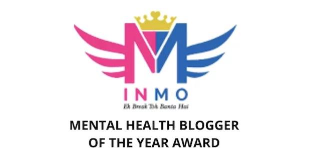 mental health blogger