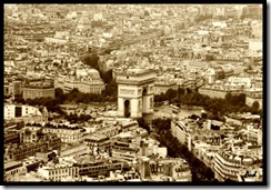 Paris City, Arc de Triomphe