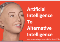 ARTIFICIAL TO ALTERNATE INTELLIGENCE