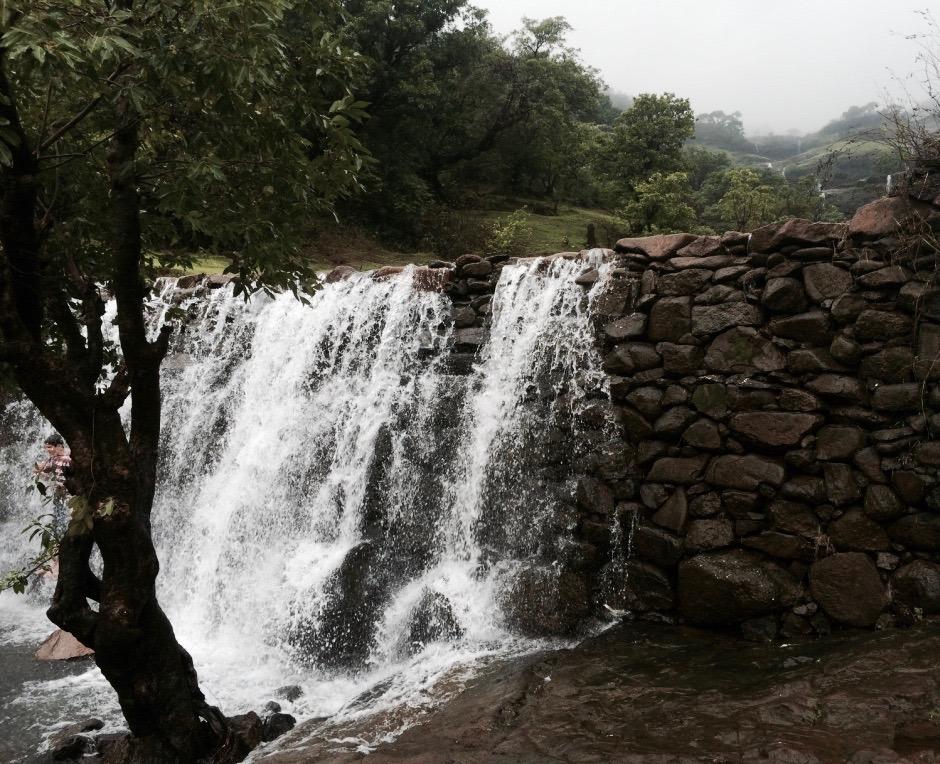 Pandra Waterfalls Bhandardara