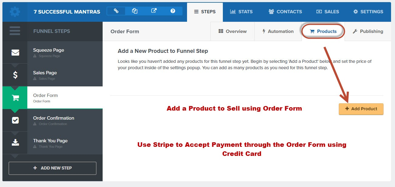 How to Accept Credit Card Payments on ClickFunnels with Stripe