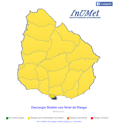 mapa amarillo