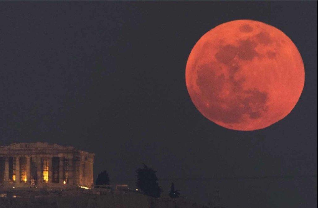 Eclipse total de Luna se verá desde todo Uruguay