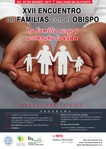 CARTEL ENCUENTRO FAMILIAS