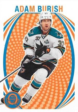 Adam Burish, San Jose Sharks