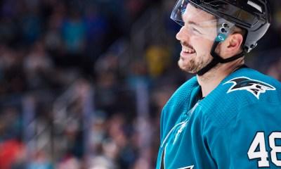 Tomas Hertl, San Jose Sharks