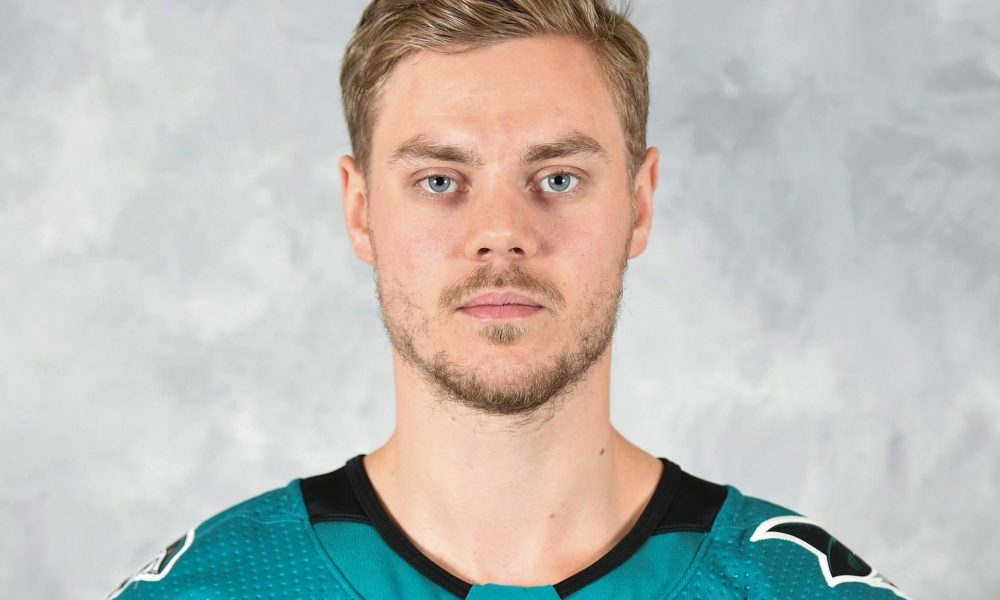 Joel Kellman, San Jose Sharks