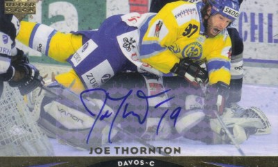San Jose Sharks, Joe Thornton