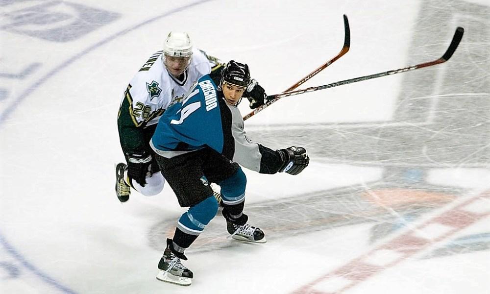 Jonathan Cheechoo, San Jose Sharks