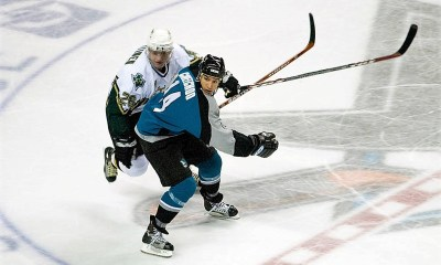 Jonathan Cheechoo, San Jose Sharks