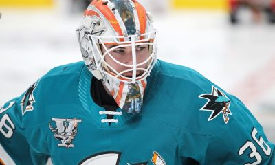 Zachary Sawchenko. San Jose Barracuda