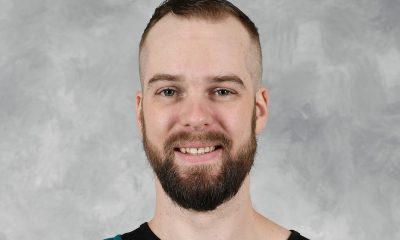 San Jose Sharks, Aaron Dell