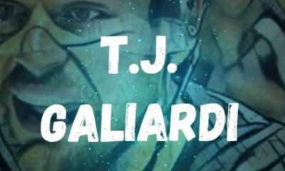 TJ Galiardi San Jose Sharks