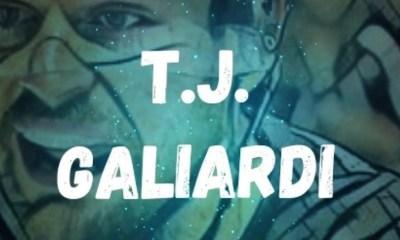 TJ Galiardi San Jose Sharks