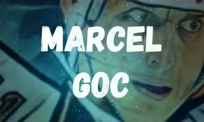 Marcel Goc San Jose Sharks