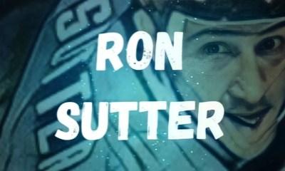 Ron Sutter San Jose Sharks