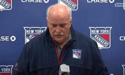 San Jose Sharks, New York Rangers, John Davidson