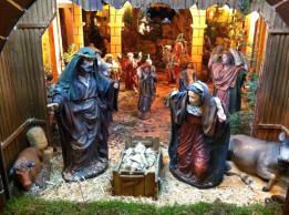 Devoción a San José en el Real Monasterio de San José de la Montaña. Barcelona.
