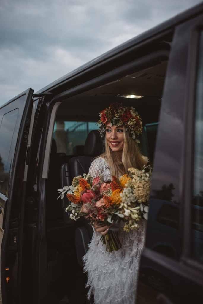 Avto za poroko