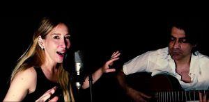 Belén Ramet y Pablo Maldonado cantan Castillos en el aire