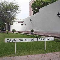 Museo y Biblioteca Casa Natal de Sarmiento