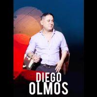 Diego Olmos y Ta' Copao en la noche del domingo