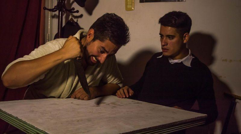 El acompañamiento - Benjamín Morán (Tuco) y Agustín Palacio (Sebastián) - Elenco Algo Inefable