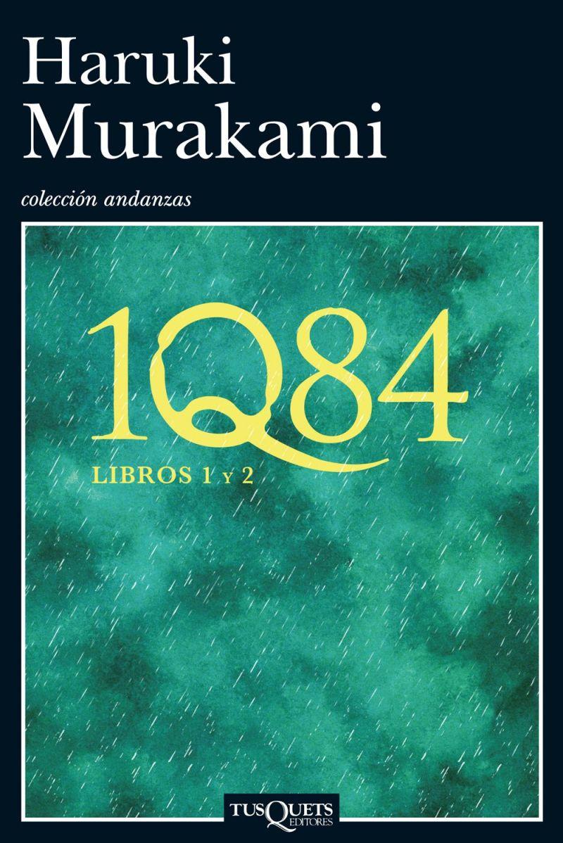 Ernesto Simón - Libros Inoxidables - 1Q84 - Haruki Murakami