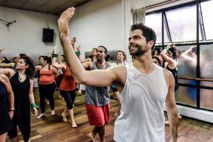 Encuentro intensivo de Danza Afro Brasil