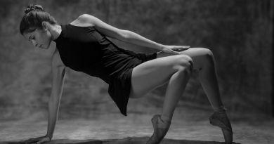 Manu Muñóz - Danza - Iván Zabrodski - Fotografía