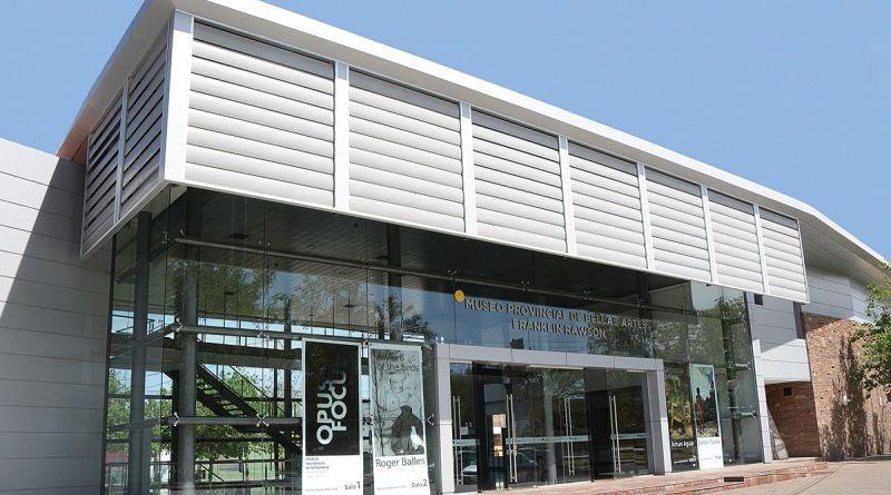 Museo Franklin Rawson - Frente