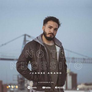 """""""No Te Necesito"""": el primer videoclip de Juanse Arano"""
