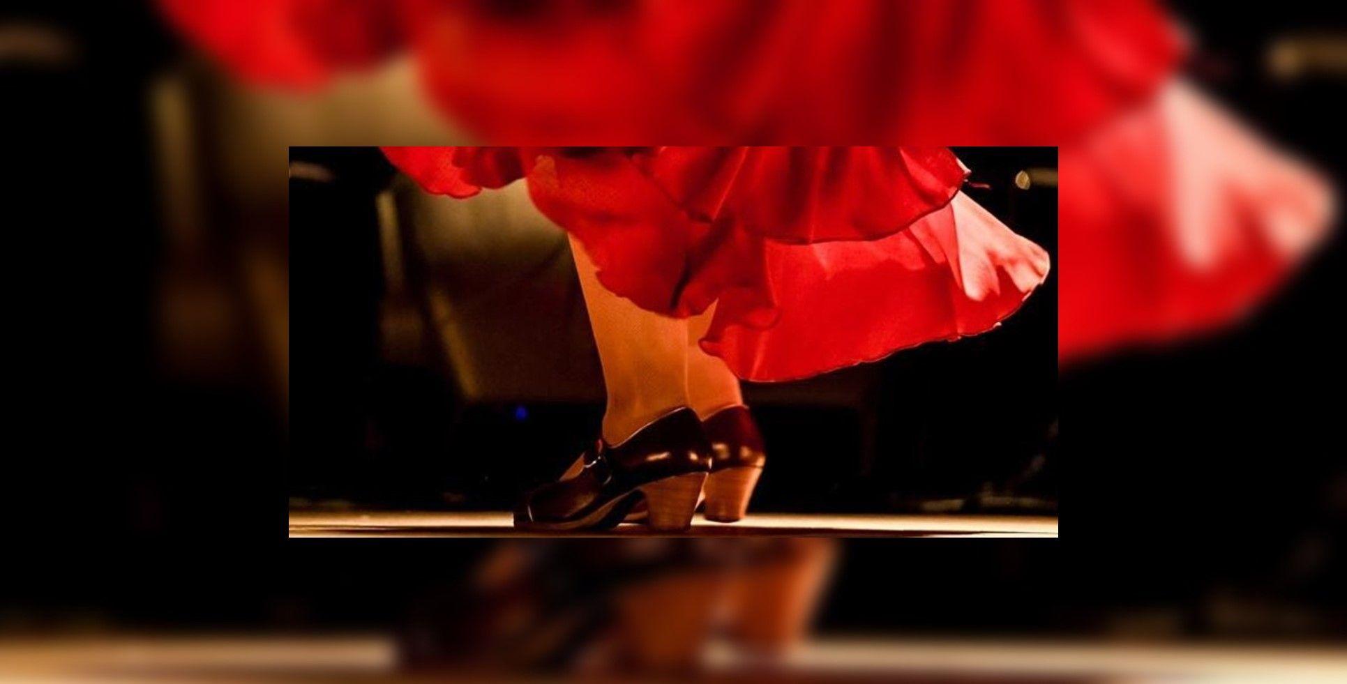 Tablao Flamenco en la sala TeS