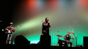 "Zonda Blues Band presenta ""Silbando bajito"""