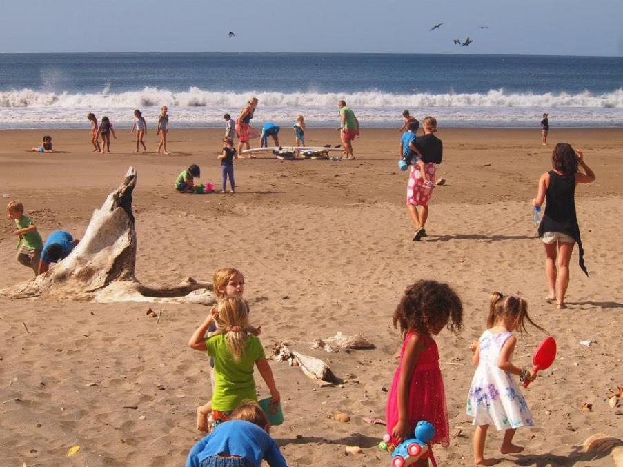 Beach Outings