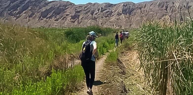 Ambiente capacitó sobre ecoturismo en el Parque de la Biodiversidad