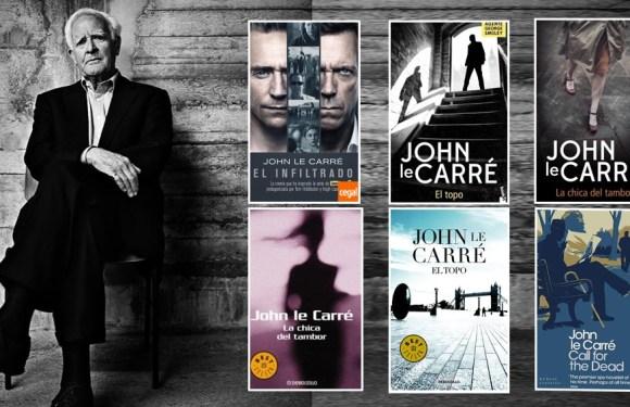A los 89 años murió el escritor británico John Le Carré, autor de «El topo»