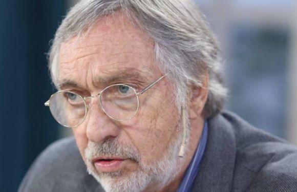 """Luis Brandoni cargó contra el peronismo: """"Está haciendo cosas que no se corresponden con la democracia"""""""