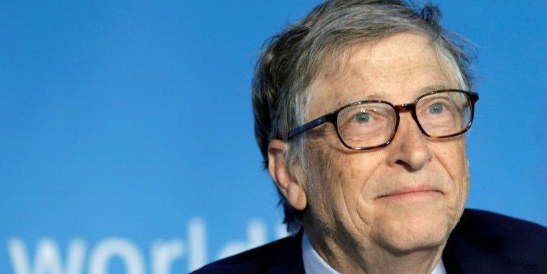Las 4 lecciones de vida de Bill Gates para pasar de la idea a la acción
