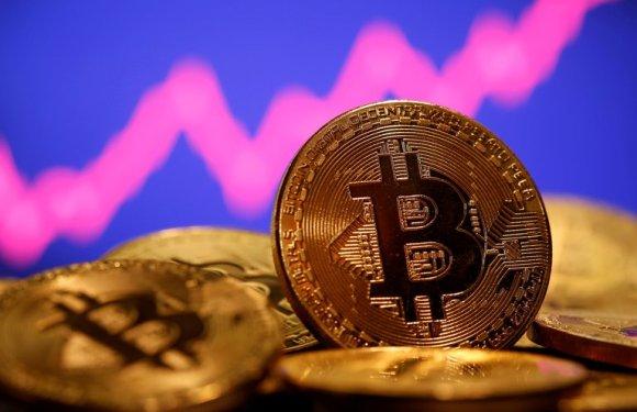 El Bitcoin sube otro 16% y supera los 45.000 dólares