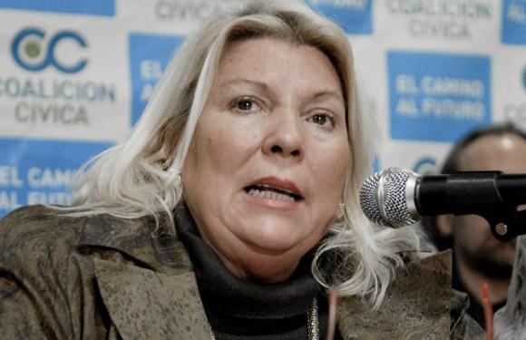 """Marijuan pidió desestimar la denuncia de Carrió contra el Gobierno por """"envenenamiento"""""""