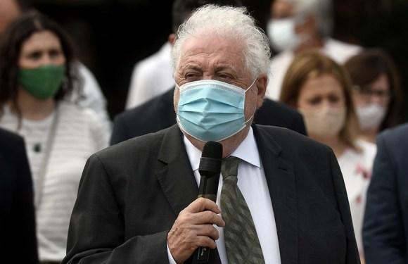 Detectan en Argentina dos variantes brasileñas del coronavirus en personas que viajaron a ese país
