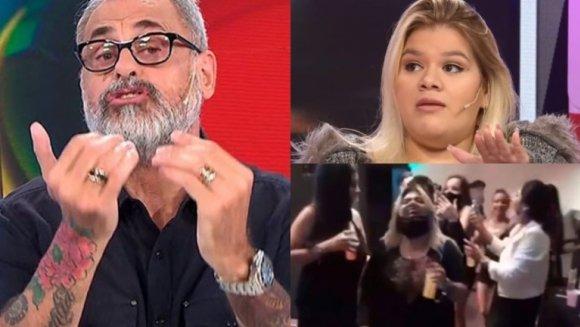 """La palabra de Jorge Rial por la fiesta de cumpleaños de su hija Morena: """"Pido perdón, me siento avergonzado"""""""