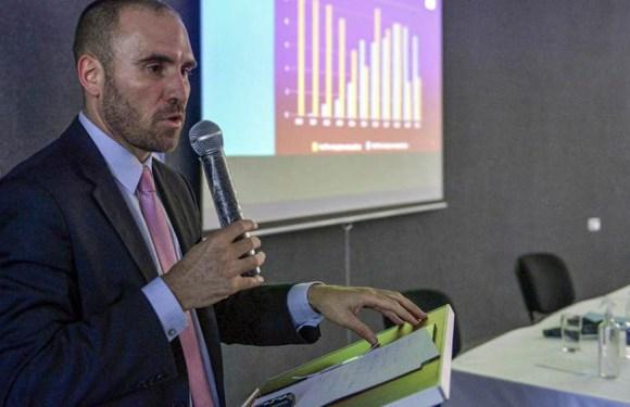 Guzmán ratificó el objetivo de reducir 5 puntos porcentuales el nivel de inflación en 2021