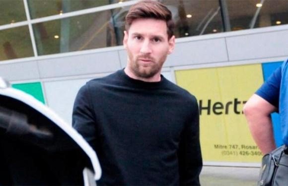Messi irá contra exdirigentes del Barcelona por la «filtración» de su contrato